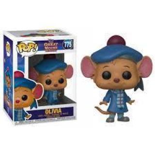 Funko POP Disney: Great Mouse Detective - Olivia [HRAČKA]